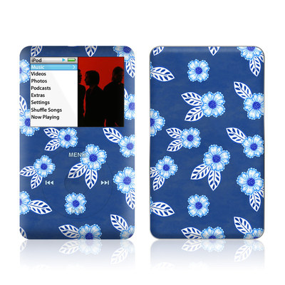 iPod Classic Skin - China Blue