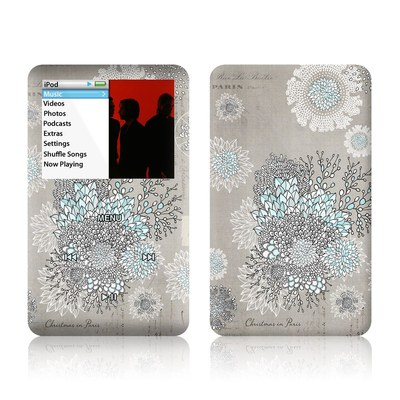 iPod Classic Skin - Christmas In Paris