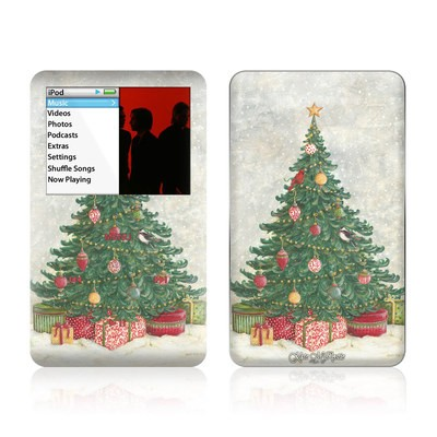 iPod Classic Skin - Christmas Wonderland