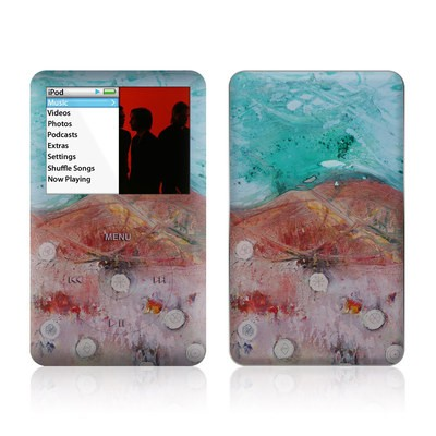 iPod Classic Skin - Clay Mountains