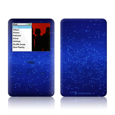iPod Classic Skin - Constellations