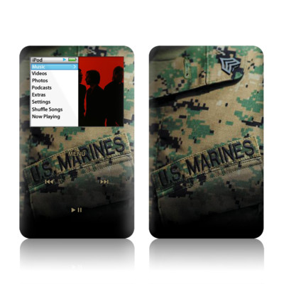 iPod Classic Skin - Courage