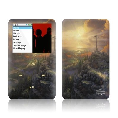 iPod Classic Skin - The Cross