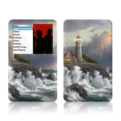 iPod Classic Skin - Conquering Storms