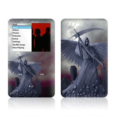 iPod Classic Skin - Death on Hold