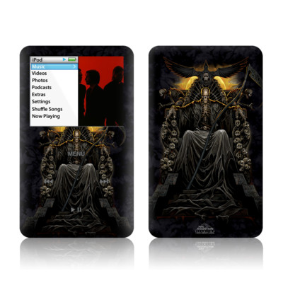 iPod Classic Skin - Death Throne