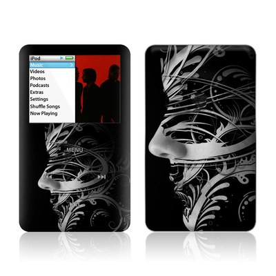 iPod Classic Skin - Displacement