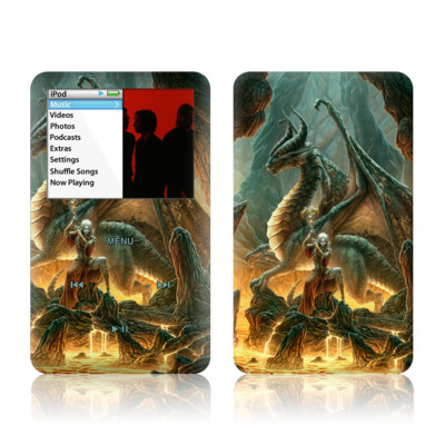 iPod Classic Skin - Dragon Mage