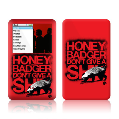 iPod Classic Skin - Don't Give A
