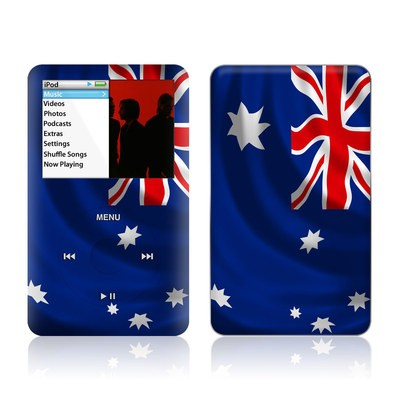iPod Classic Skin - Down Under