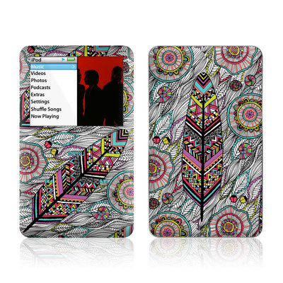 iPod Classic Skin - Dream Feather