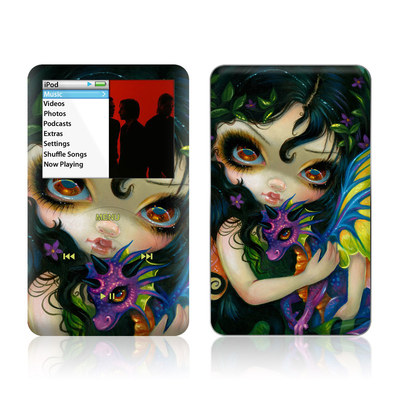 iPod Classic Skin - Dragonling Child