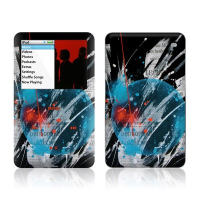 iPod Classic Skin - Element-Ocean