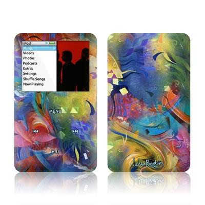 iPod Classic Skin - Fascination