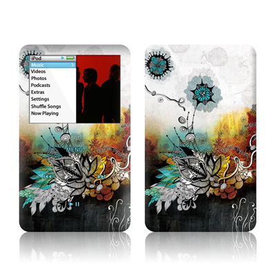 iPod Classic Skin - Frozen Dreams