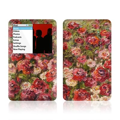 iPod Classic Skin - Fleurs Sauvages