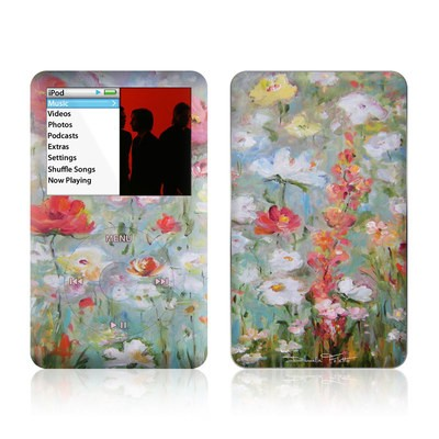 iPod Classic Skin - Flower Blooms