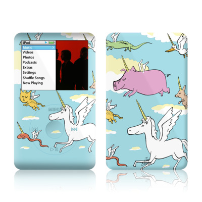 iPod Classic Skin - Fly