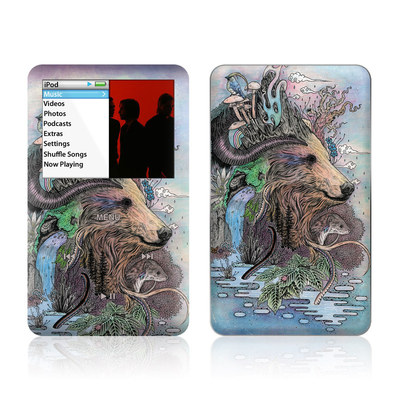 iPod Classic Skin - Forest Warden