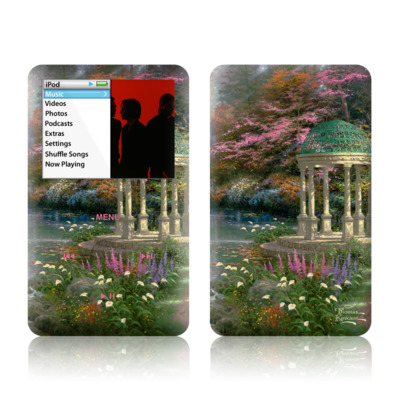 iPod Classic Skin - Garden Of Prayer