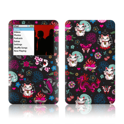 iPod Classic Skin - Geisha Kitty