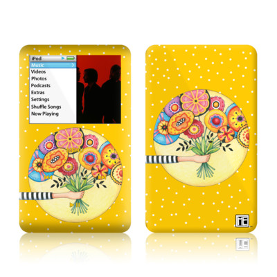 iPod Classic Skin - Giving