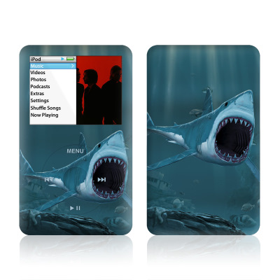 iPod Classic Skin - Great White