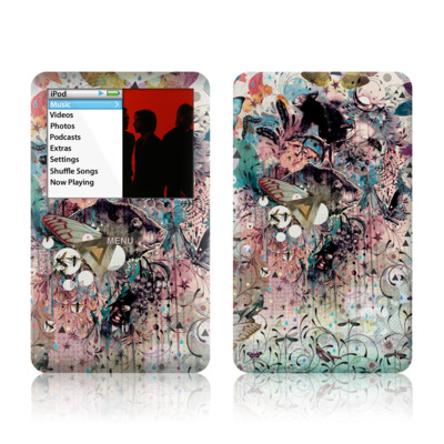 iPod Classic Skin - The Great Forage