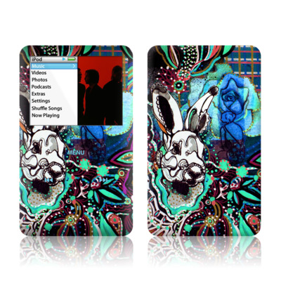 iPod Classic Skin - The Hare