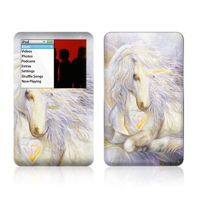 iPod Classic Skin - Heart Of Unicorn