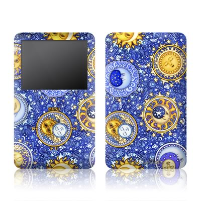 iPod Classic Skin - Heavenly
