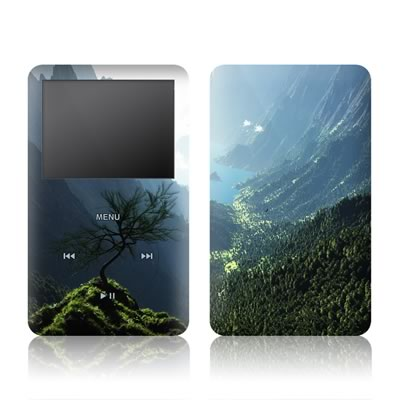 iPod Classic Skin - Highland Spring