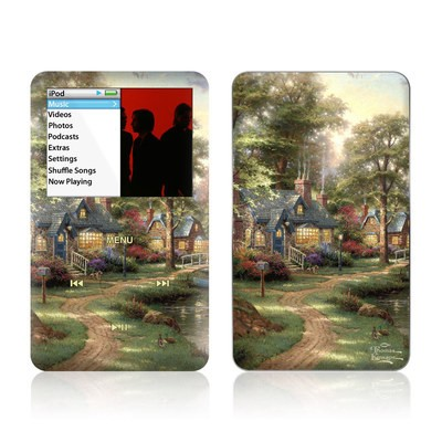 iPod Classic Skin - Hometown Lake