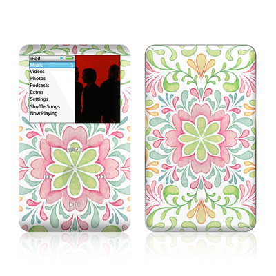 iPod Classic Skin - Honeysuckle