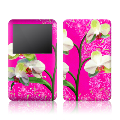 iPod Classic Skin - Hot Pink Pop