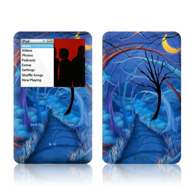 iPod Classic Skin - Ichabods Forest