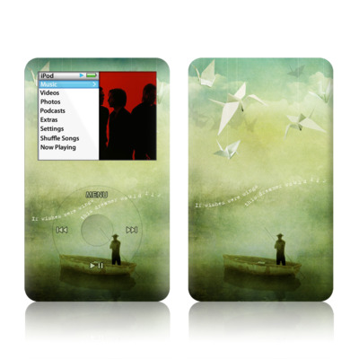 iPod Classic Skin - If Wishes