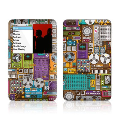 iPod Classic Skin - In My Pocket