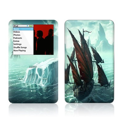 iPod Classic Skin - Into the Unknown