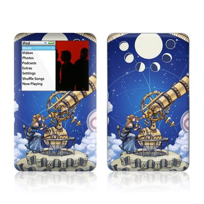 iPod Classic Skin - Lady Astrology