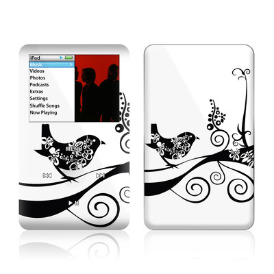 iPod Classic Skin - Little Curly