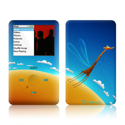 iPod Classic Skin - Learn to Fly