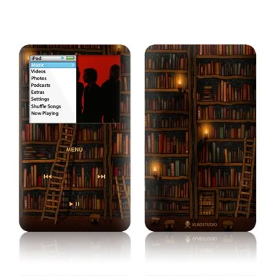 iPod Classic Skin - Library