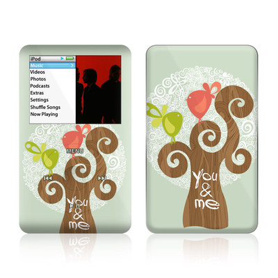 iPod Classic Skin - Two Little Birds