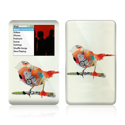 iPod Classic Skin - Little Bird