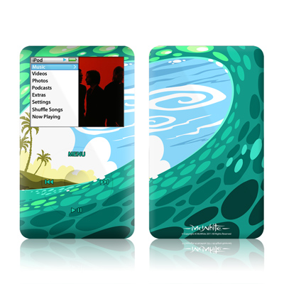 iPod Classic Skin - Lunch Break