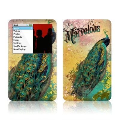 iPod Classic Skin - Marvelous