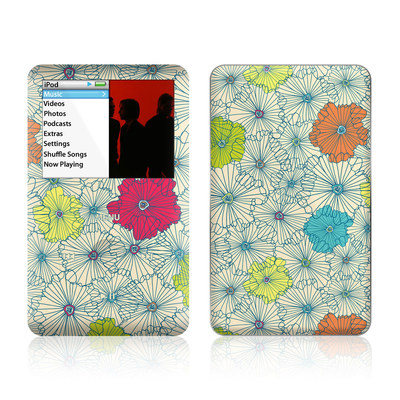 iPod Classic Skin - May Flowers