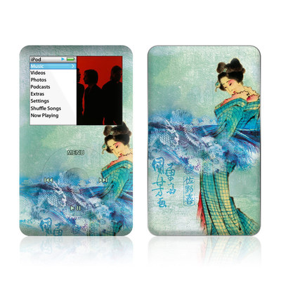 iPod Classic Skin - Magic Wave