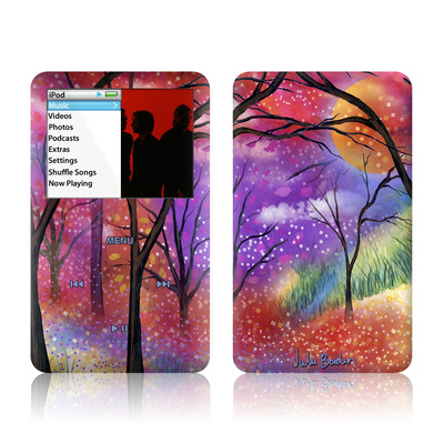 iPod Classic Skin - Moon Meadow